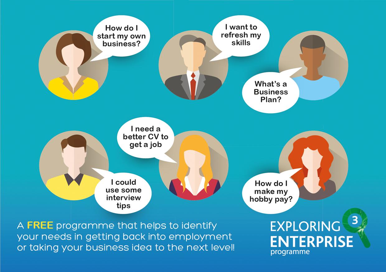 Exploring Enterprise 3 Programme