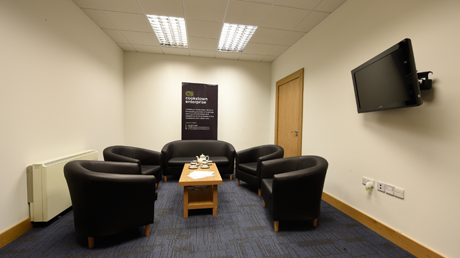 Consultancy / Meeting room at Cookstown Enterprise