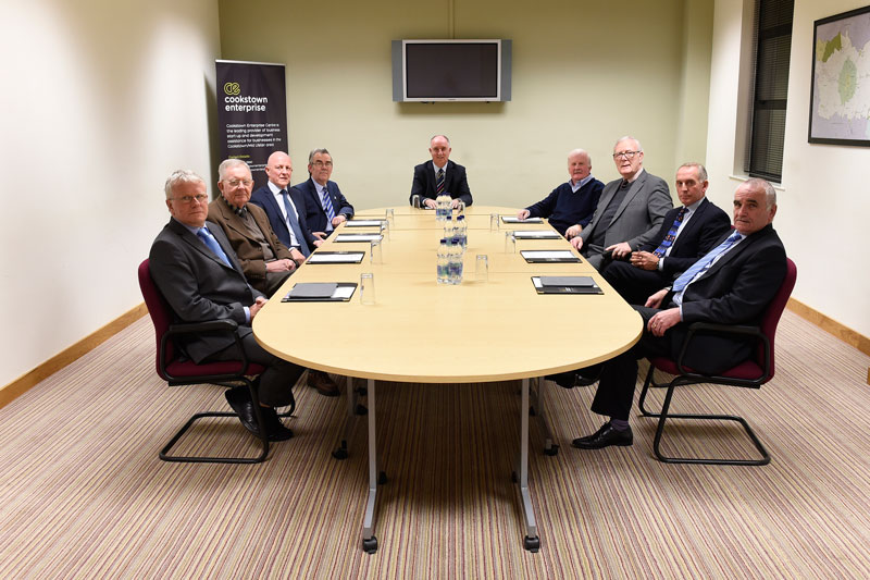 Cookstown Enterprise Members and Trustees
