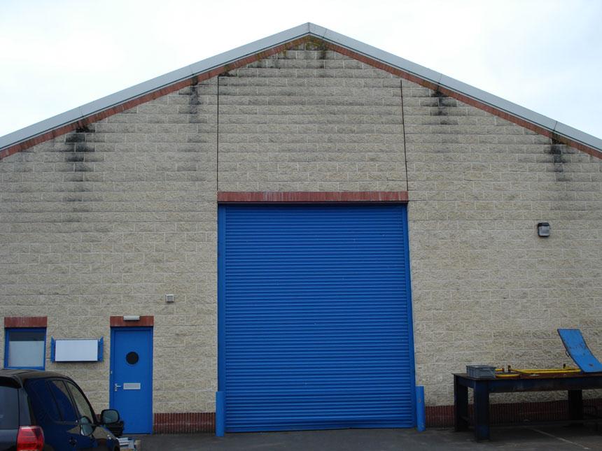 Cookstown Industrial Centre Ballyreagh Exterior