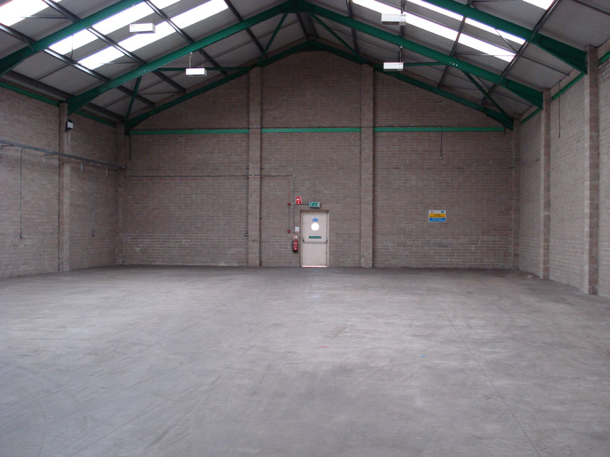 Cookstown Industrial Centre Ballyreagh Interior