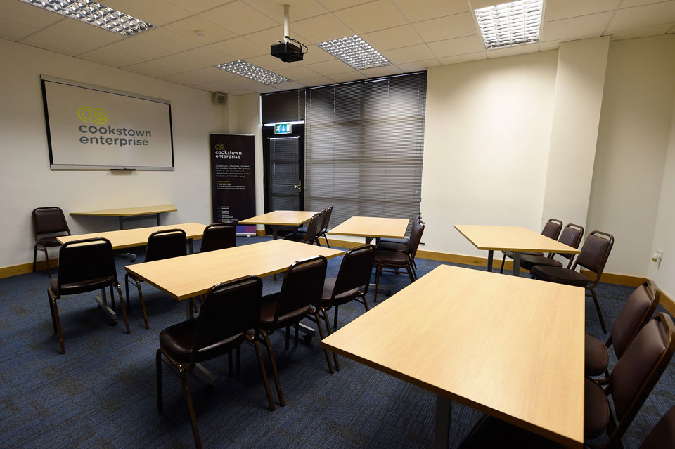 Cookstown Enterprise Oak Room