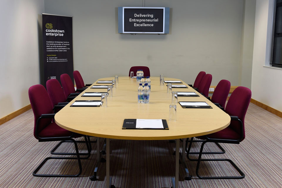 Cookstown Enterprise Centre Oak Room