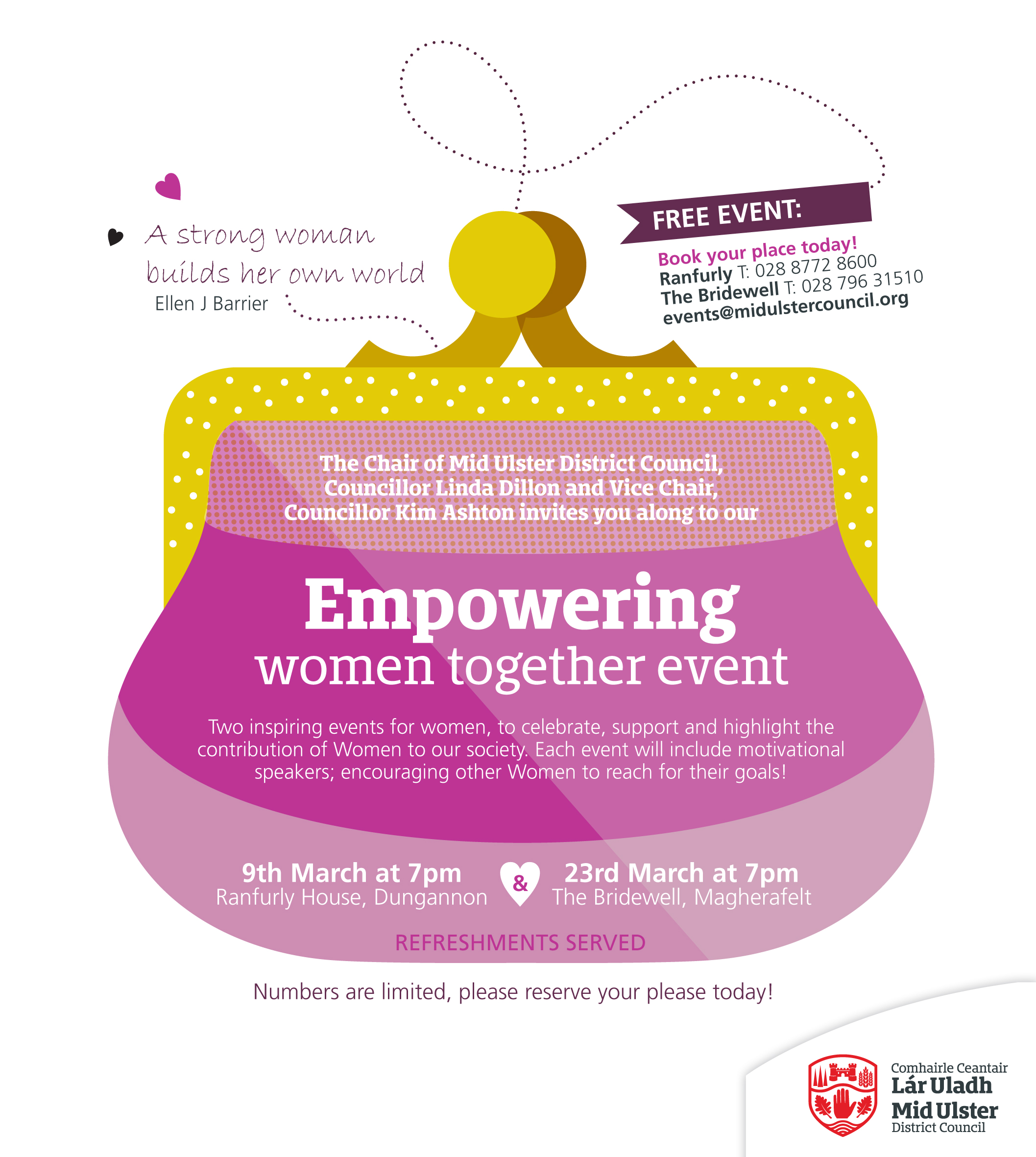 Link to Empowering Women Together Events post