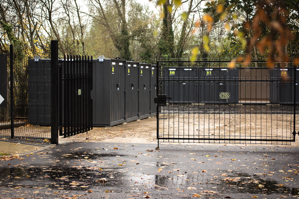 Boxed & Locked - Secure Storage Units at Cookstown Enterprise Centre