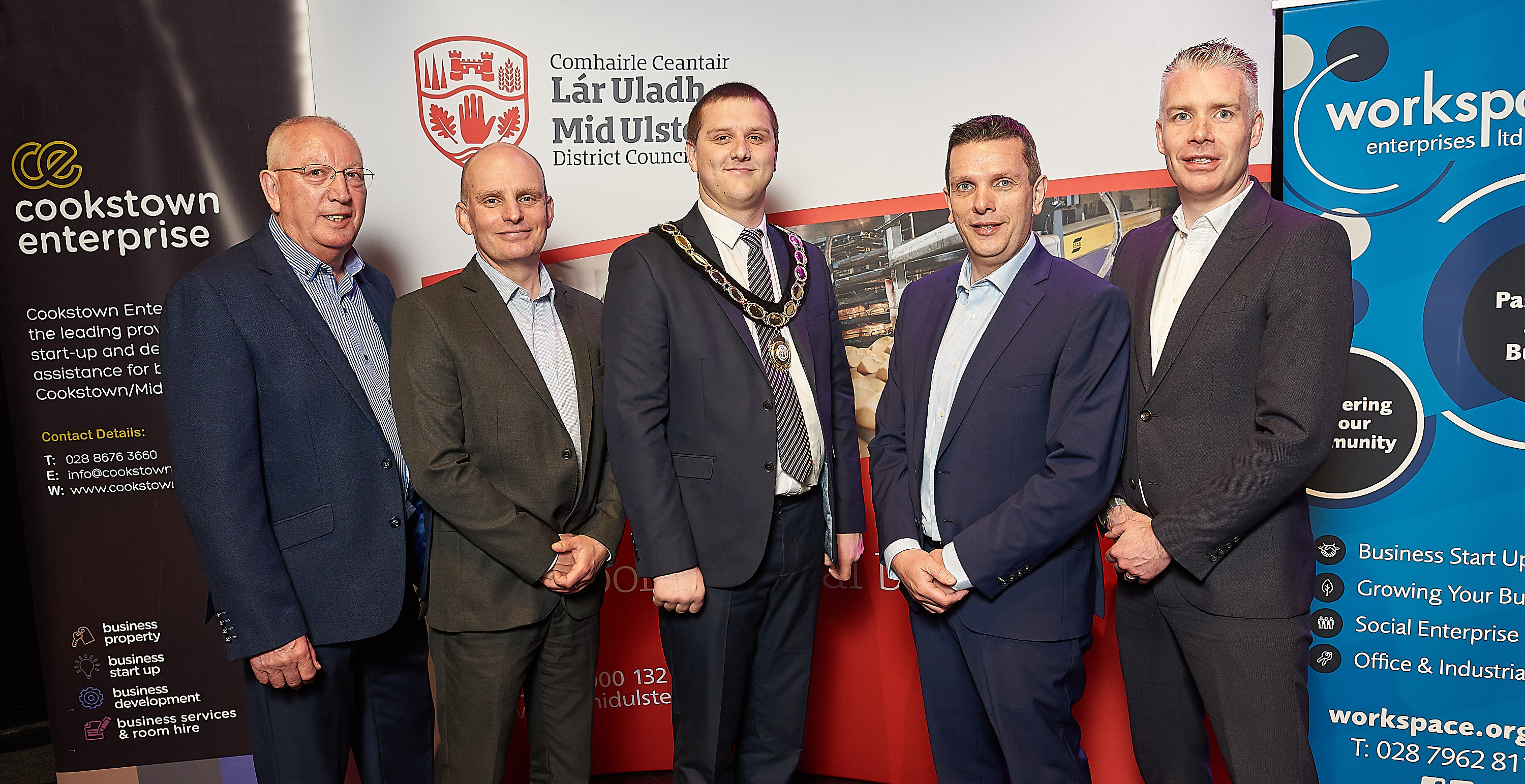Link to GDPR-Ready Seminar Attracts over 100 Mid Ulster Businesses post