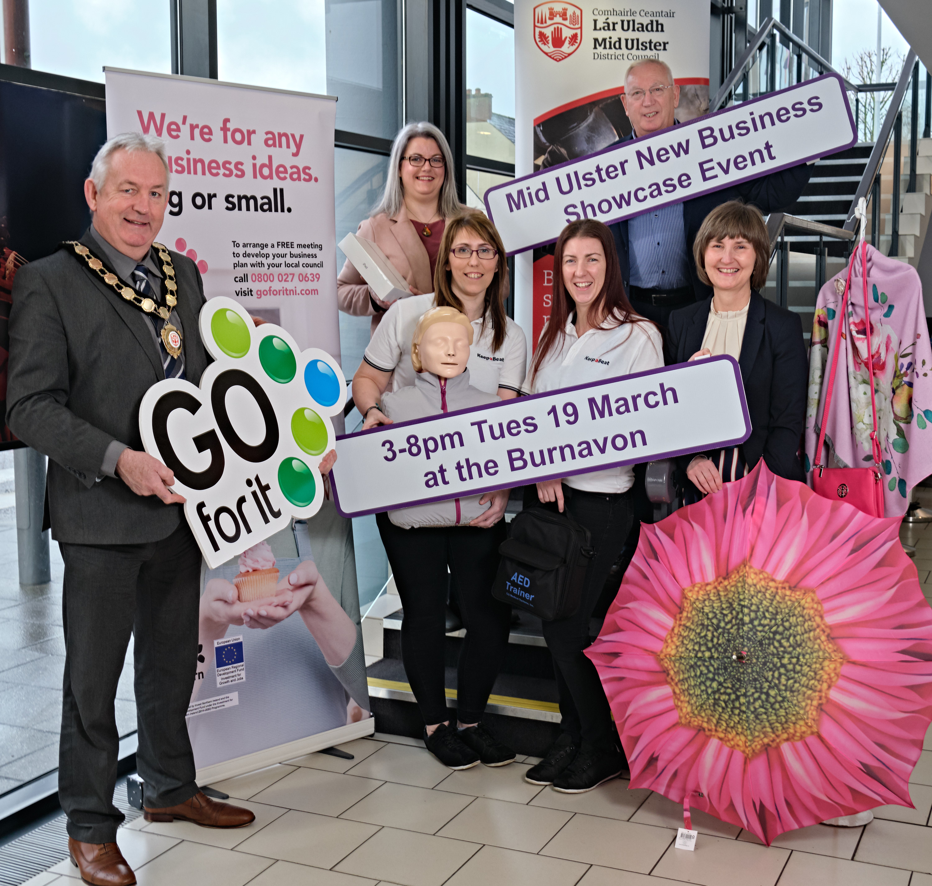 Link to Mid Ulster New Business Showcase post