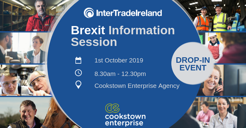 Link to Brexit Drop In – Cookstown Enterprise Centre post