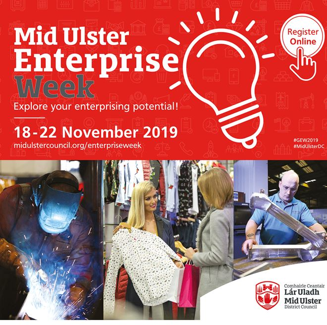 Link to Mid Ulster Enterprise Week 18th-22nd November 2019 post