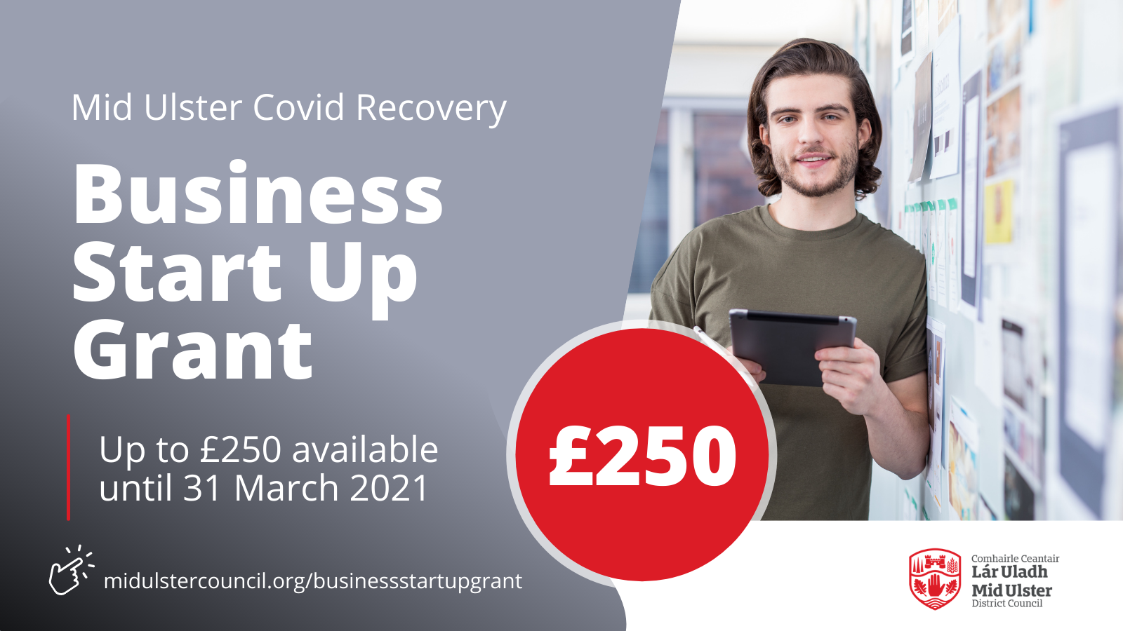 Link to MUDC Business Start Up Grant post