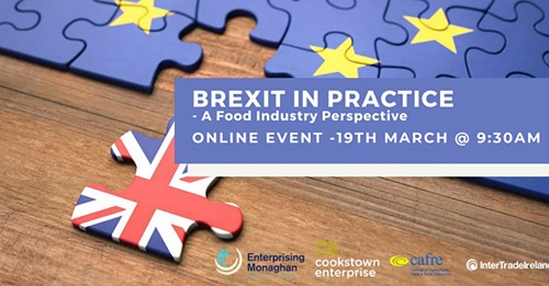 Link to Brexit in Practice – A Food Industry Perspective post