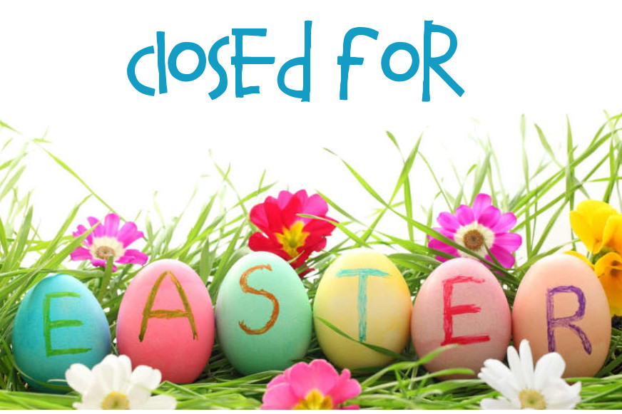 Link to Easter Closure 2021 post